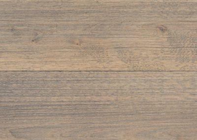 Hardwood flooring in oak
